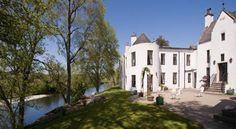 10 riverside UK wedding venues   Maryculter House Hotel, Aberdeen   weddingsite.co.uk