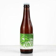 Silly Brewery GREEN KILLER IPA aus Belgien