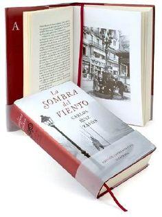 """My favorite book ever! --> 'La Sombra del Viento' (The Wind's Shadow) by Carlos Ruiz Zafon - """"Esta vida vale la pena vivirla por tres o cuatro cosas, lo demás es abono para el campo."""" - Fermín Romero de Torres"""