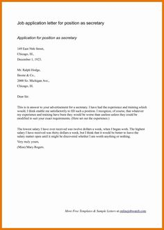 7db8454e11230537768e6e9dc60a880d Ojt Application Letter For Office Administration on request school for, sample recommendation, trinidad cover, intent for,