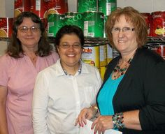 Photo of the week! Perks of a Sodexo GM…having the honor of presenting a $1,000 check to a local food pantry