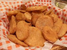I dont know if you remember Shakeys Pizza but they would serve these potatoes with their famous Chicken and it was so good!!  The best pizza and chicken with potatoes EVER!! Make them and let me know what you think!!