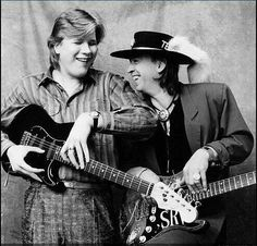 Jeff Healey & Stevie Ray Vaughan