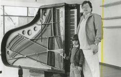 Antonio Carlos Jobim + João Francisco  + Piano