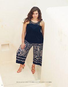 4028ccaf8f9 Vêtements tailles plus à la mode. Elle FashionDiva FashionFashion Lookbook Curvy ...