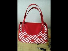 DIY crafts: how to make a easy party handbag with cardboard no sew - handmade - Youtube - Isa ❤️ - YouTube