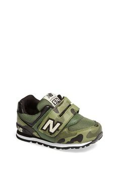 new balance 574 boys marine