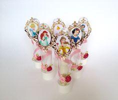 Tubetes Princesas Disney