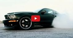 The Best Ford Mustang Drift Ever...Ken Block Who?