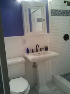 Recent Bathroom Renovation