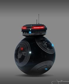 See this other updates at The Star Wars Daily! Designing Star Wars: The Last Jedi Part Developing a Droid Fit for the First Order Rpg Star Wars, Star Wars Jokes, Star Wars Facts, Star Wars Droids, Star Wars Characters Pictures, Star Wars Pictures, Star Wars Images, Book Characters, Drones