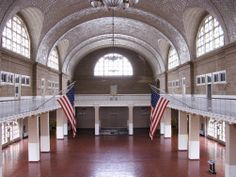 The Ellis Island Immigration Museum offers visitors a fascinating look into the immigrant experience. Interactive exhibits, walking tours and movies reveal the hardships and challenges faced by immigrants passing through Ellis Island. Visitors today will enjoy learning about the history, as well as enjoying the voyage to get there by ferry through the harbor.