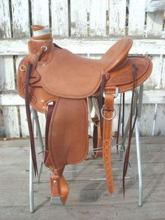 McCall's Lady Wade saddle - one of my dream saddles