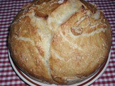 Paine alba fara framantare - imagine 1 mare Good Food, Bread, Tortillas, Romania, Cooking, Sweet, Pasta, Kitchens, Mince Pies
