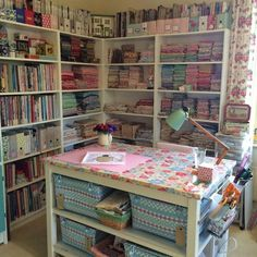 Quilting Room Storage Ideas 3