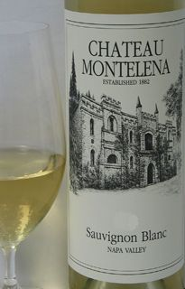 2010 Napa Valley Sauvignon Blanc - perfect with just a glass and your relaxing patio