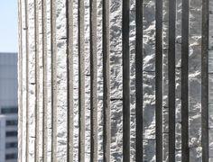 Viljo Revell, Toronto City Hall Building Skin, Toronto City, Texture, Patterns, Architecture, Walls, Surface Finish, Block Prints, Arquitetura