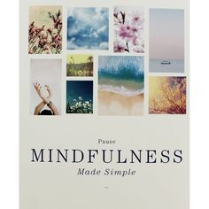 Mindfulness Made Simple by Christopher Titmuss Health And Wellbeing, Nonfiction Books, Reading Lists, Make It Simple, Mindfulness, Range, Products, Cookers, Stove
