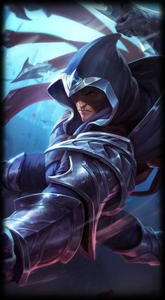 League of Legends- Talon, the blade's shadow