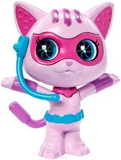 Barbie Фигурка Питомец секретных агентов Кошка
