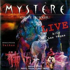 pictures of cirque du soleil mystere las vegas - Google Search