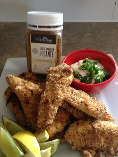 Ready to wrap, dip or just snack on ... YIAH South American Picante Chicken Strips ...