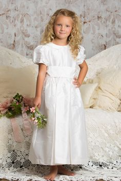 Ivy Smocked Dress Sewing Ideas Embroidery And Patterns