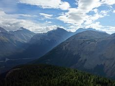 A mix of haze and mid-morning light casts a ghostly glow over a region of Banff National Park near Mt. Banff National Park, National Parks, Canadian Rockies, Morning Light, Glow, It Cast, Journey, Mountains, Big