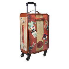 Disney TAG Vintage Rolling Luggage - 23'' | Disney Store