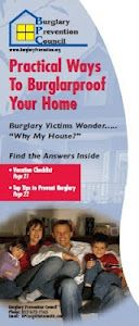 "Free guide ""Practical Ways to Burglarproof Your Home"""
