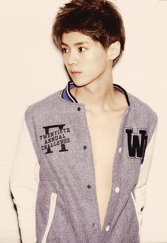 Luhan <3 happy birthday my love