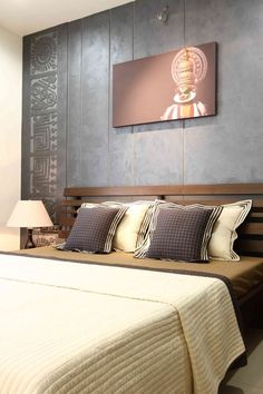 43 Best Ethnic Bedroom Ideas For A Cozy Retreat - Global Interior Design takes inspiration from all around the world. Whether it is the geometric patterns of Morocco, the vibrant colours of India or t. Ethnic Bedroom, Indian Bedroom Design, Bedroom Bed Design, Bedroom Furniture Design, Modern Bedroom Design, Bedroom Wall, Bedroom Ideas, Modern Furniture, Architecture Design