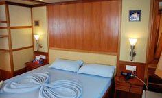 suite on-aboard the MV Aurora