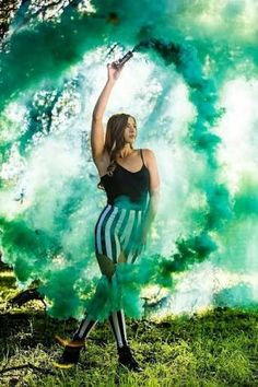 Resultado de imagen para fotos com fumaça colorida