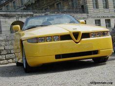 Alfa Romeo RZ Zagato (1994)