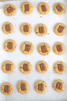 Peanut Butter Blossoms - These are the best Peanut Butter Blossoms! They're made with butter, loads of peanut butter, and the perfect balance of brown sugar and granulated sugar. Pop a chocolate kiss in the center and they're ready for serving! This is the Hershey Kiss Cookie recipe that you have to try! #cookiedoughandovenmitt #peanutbutter #cookies #dessert Peanut Butter Dessert Recipes, Peanut Butter Blossom Cookies, Best Peanut Butter, Creamy Peanut Butter, Sugar Pop, Brown Sugar, Hershey Kiss Cookie Recipe, Yummy Recipes, Cooking Recipes