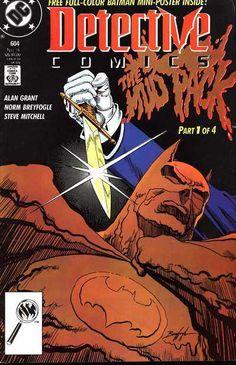 Chris is on Infinite Earths: Detective Comics #604 (1989)