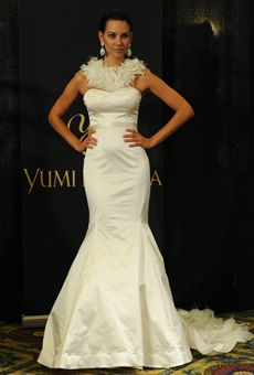 Brides: Yumi Katsura - Spring 2013 : Wedding Dresses Gallery