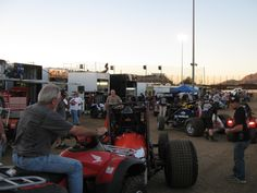 Pit Walk    Nov. 8, 2014  19th Annual Budweiser Oval Nationals @ Perris Auto Speedway November 5-8, 2014  Sponsored by All Coast Construction  http://perrisautospeedway.com #ovalnationals #allcoastconstruction #410sprints #360sprints #lightningsprints #seniorsprints #autospeedway #speedway #attractions #thingstodoinsoutherncalifornia #autoracing #stockcars #stockcarracing #sprintcars #trophygirls  #sprintcarracing