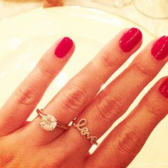 Lauren Conrad's engagement ring from William Tell!