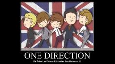 One Direction Caricatura - YouTube