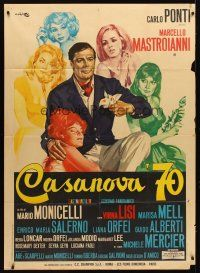 CASANOVA '70 movie poster