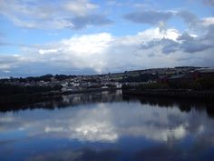 Derry has two skies