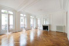 A Renovated Flat in Paris