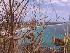 top cliff view Sumba