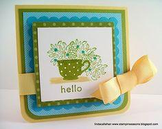 Stampin' Seasons: Hello Beate.........PPA59.....
