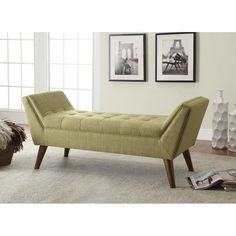 Shop Wayfair for the best living room bench. Enjoy Free Shipping on most stuff, even big stuff.