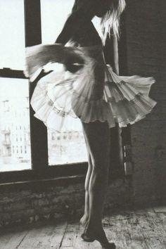twirl, pretty girl
