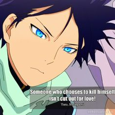 Noragami ~~ Wisdom from a former god of calamity.