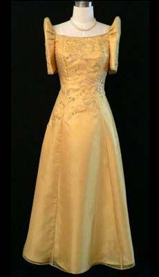 Barongsrus-Custom Mestiza Dress #5002CM Maria Clara Dress Philippines, Philippines Dress, Philippines Culture, Modern Filipiniana Dress, Filipiniana Wedding, Lace Wedding, Dream Wedding, Wedding Dresses, Barong Tagalog